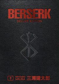 BERSERK DELUXE EDITION Volume 8