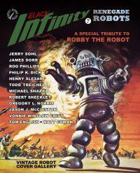 BLACK INFINITY Volume 7 Renegade Robots