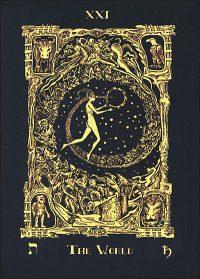 THE BOOK OF AZATHOTH TAROT DECK Signed