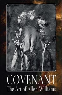 COVENANT The Art of Allen Williams Hardcover Signed