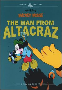 DISNEY MASTERS Volume 17 Mickey Mouse the Man from Altacraz