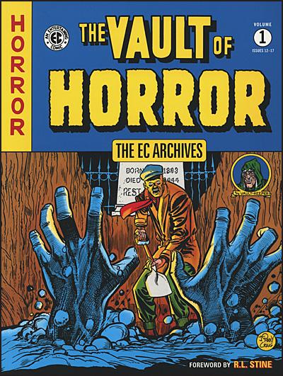 EC ARCHIVES Vault of Horror Volume 1