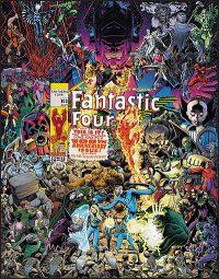 FANTASTIC FOUR Omnibus Volume 4