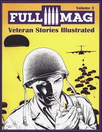FULL MAG VETERAN STORIES ILLUSTRATED #3