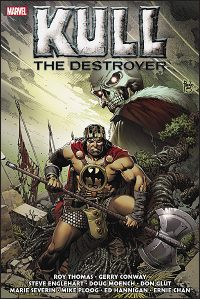 KULL THE DESTROYER The Original Marvel Years Omnibus