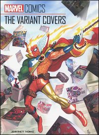 MARVEL COMICS THE VARIANT COVERS