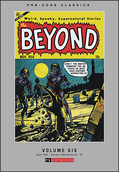 PRE-CODE CLASSICS The Beyond Volume 6