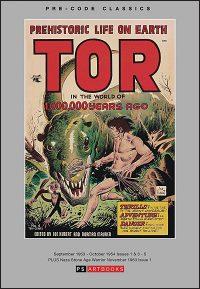 PRE-CODE CLASSICS: TOR Volume 1 Hardcover