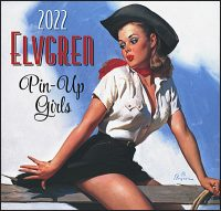 PIN-UP GIRLS GIL ELVGREN 2022 Calendar