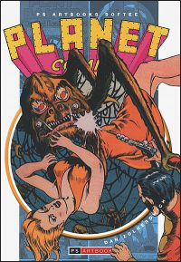 PLANET COMICS Volume 7