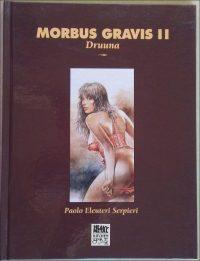 MORBUS GRAVIS II Hardcover