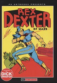 REX DEXTER Magazine