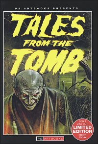 TALES FROM THE TOMB Volume 1 Magazine