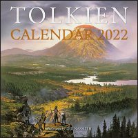 TOLKIEN 2022 Calendar