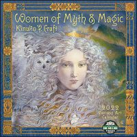 WOMEN OF MYTH AND MAGIC Kinuko Craft 2022 Calendar