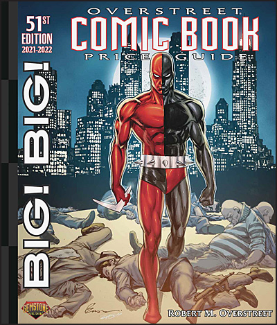 BIG BIG COMIC BOOK PRICE GUIDE 51st Edition 2021-22