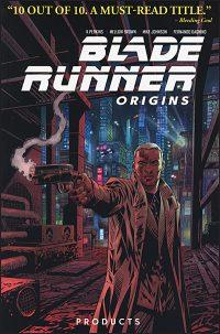 BLADE RUNNER Origins Volume 1
