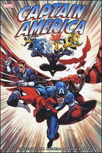 CAPTAIN AMERICA Omnibus Volume 3
