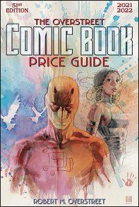 COMIC BOOK PRICE GUIDE 51ST EDITION 2021-22 Daredevil/Echo Hardcover