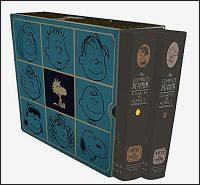 THE COMPLETE PEANUTS Volume 11 & 12 Slipcased Set 1971-1974