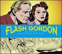 FLASH GORDON DAILIES AUSTIN BRIGGS Volume 1 Radium Mines of Electra