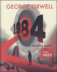 GEORGE ORWELL 1984 The Graphic Novel