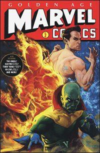 GOLDEN AGE MARVEL COMICS Omnibus Volume 2 Hurt