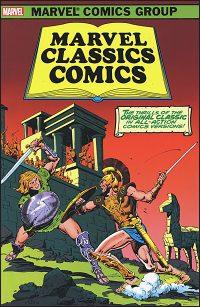 MARVEL CLASSICS COMICS Omnibus Hurt