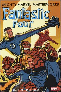 MIGHTY MARVEL MASTERWORKS Fantastic Four Volume 1