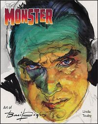 THE MONSTER ART OF BASIL GOGOS Hardcover Second Edition