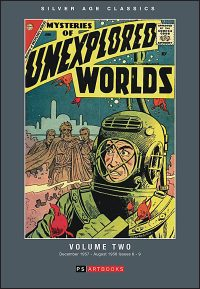 SILVER AGE CLASSICS: MYSTERIES OF UNEXPLORED WORLDS Volume 2 Hardcover