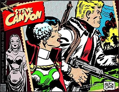 STEVE CANYON Volume 8 1961-62 Hurt