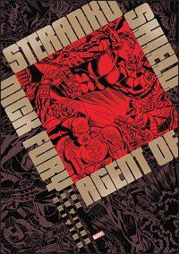 STERANKO NICK FURY AGENT OF S.H.I.E.L.D. Artisan Edition