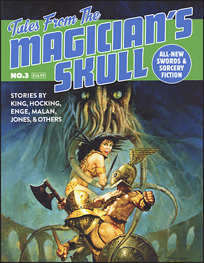 TALES FROM THE MAGICIAN'S SKULL Volume 3