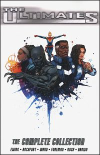 THE ULTIMATES By Al Ewing The Complete Collection