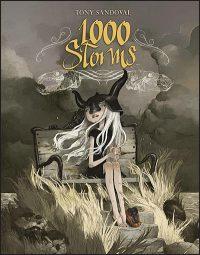 1000 STORMS By Tony Sandoval