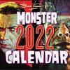 Basil Gogos' Monster 2022 Calendar