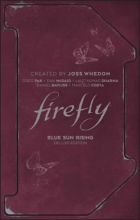 FIREFLY BLUE SUN RISING Deluxe Edition