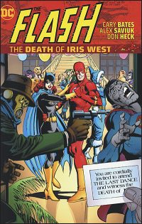THE FLASH The Death of Iris West