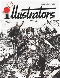 ILLUSTRATORS QUARTERLY #34