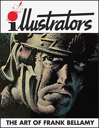ILLUSTRATORS QUARTERLY SPECIAL #11 The Art of Frank Bellamy