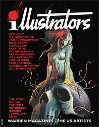 ILLUSTRATORS QUARTERLY SPECIAL #15 Warren The US Artists