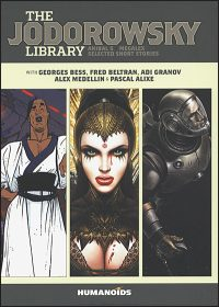THE JODOROWSKY LIBRARY Volume 1