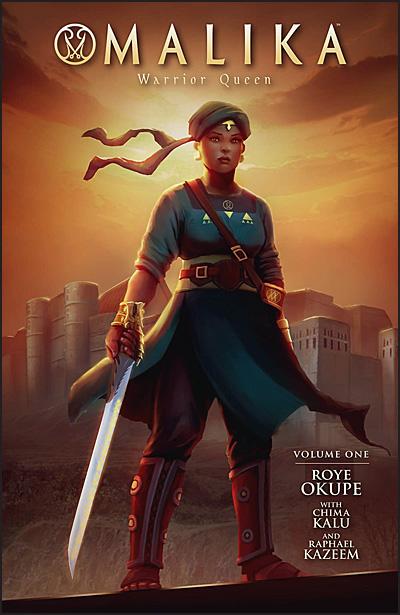 MALIKA Warrior Queen Volume 1