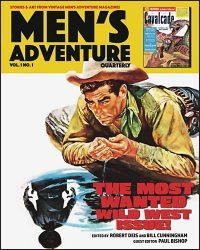 MEN'S ADVENTURE QUARTERLY Volume 1 Number 1