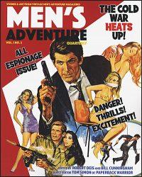 MEN'S ADVENTURE QUARTERLY Volume 1 Number 2