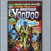 MARVEL MASTERWORKS BROTHER VOODOO Volume 1