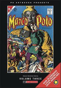 CLASSIC ADVENTURE COMICS Volume 3 Hardcover