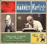 THE ART OF HARVEY KURTZMAN Hardcover