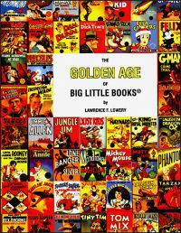 THE GOLDEN AGE OF BIG LITTLE BOOKS Signed